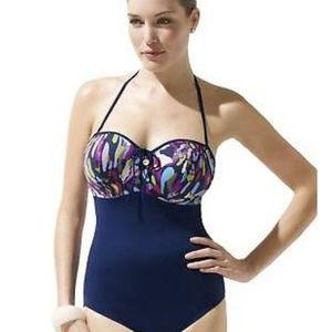 Panache Pebbles 6 30DD swimsuit